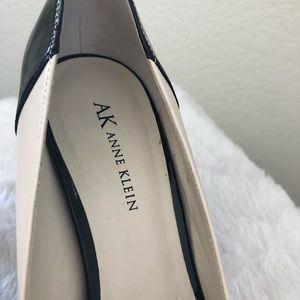 Anne Klein Shoes - Anne Klein Akhalo Peep Toe Pumps